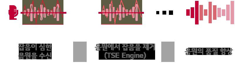 TSE 엔진의 동작 과정