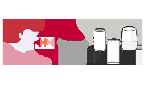 음성 비서 디바이스 이미지