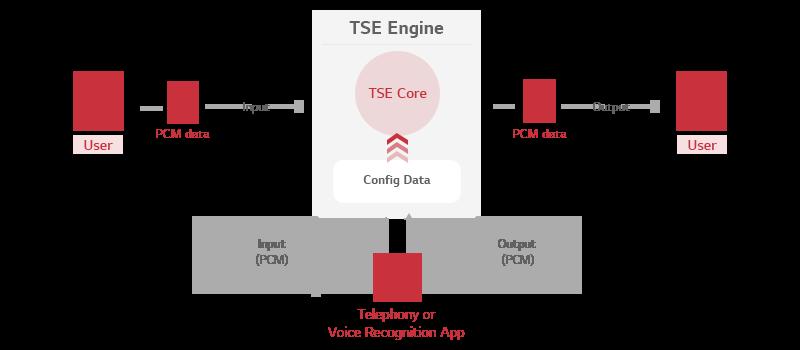 Architecture of TSE Engine