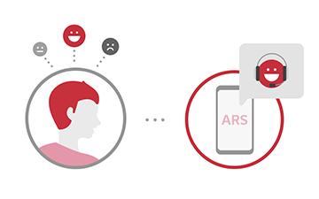 감성을 담은 음성으로 정보를 제공하는 ARS 안내 서비스
