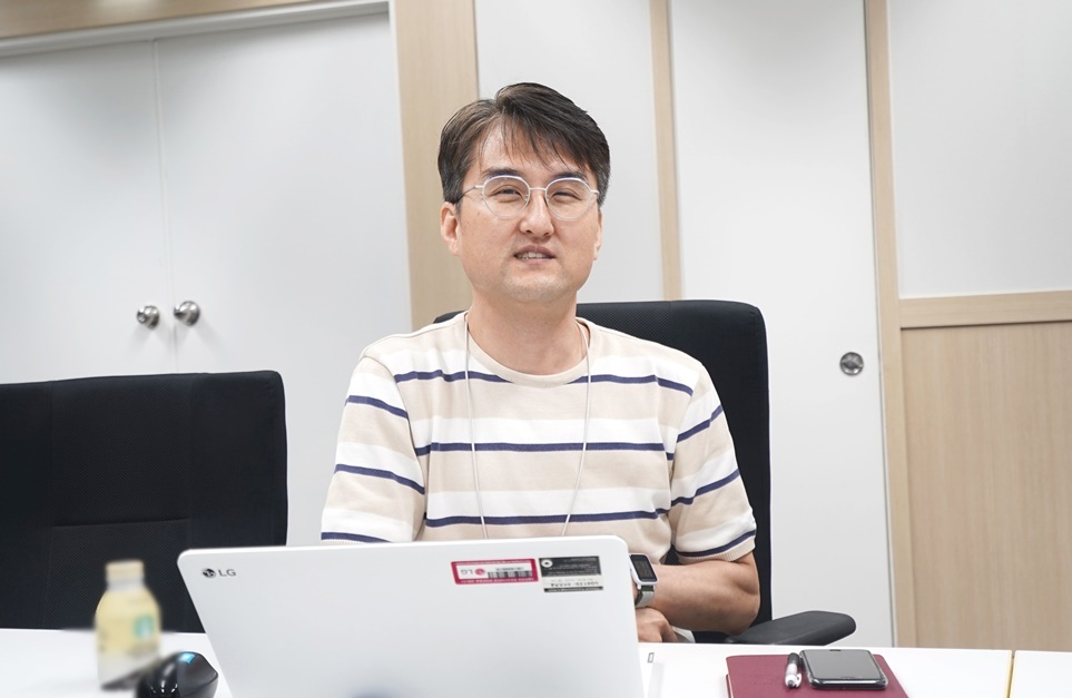 LG Electronics Future Technology Center AI Lab, Yu-jin Kim